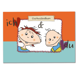 """Geschwisteralbum """"ich & du"""""""